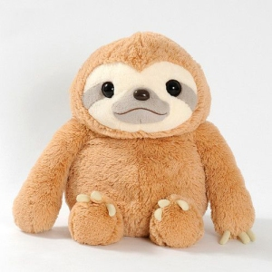 soft-japanese-brown-sloth-plush-soft-cozy-animal-stuffed-toy-cushion-pillow-gift-for-kids-friends
