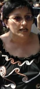 Marianna Culberson protest