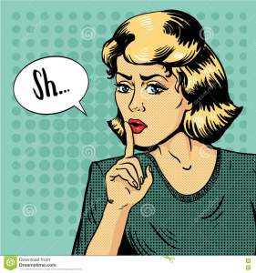 woman-show-silence-sign-vector-illustration-retro-pop-art-style-message-shhh-stop-talking-be-quiet-75484876